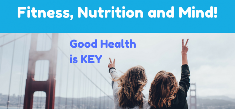 Nutrition Fitness and Mind Clean Eating