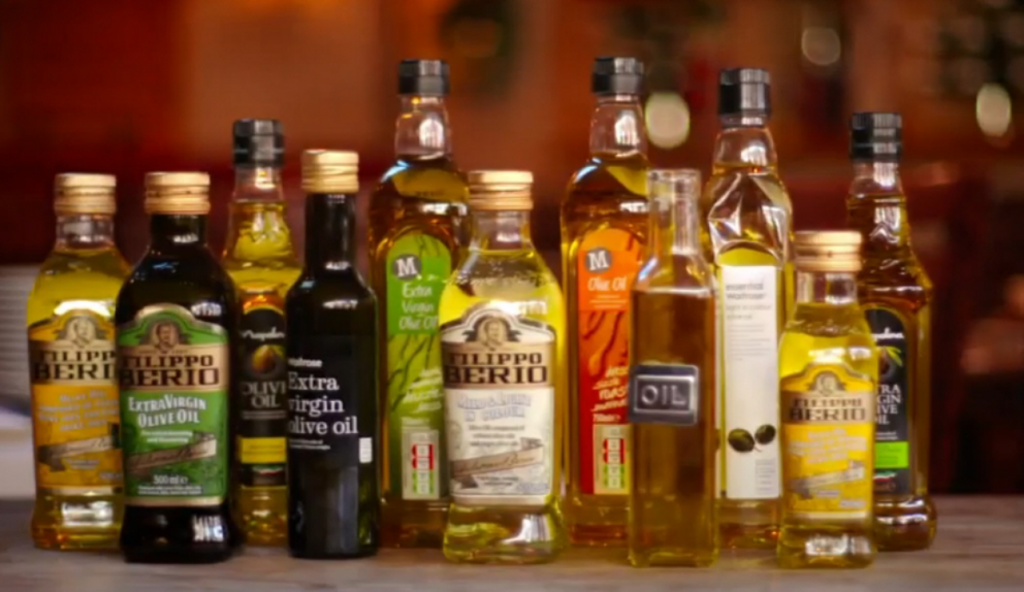 Olive Oil Selection