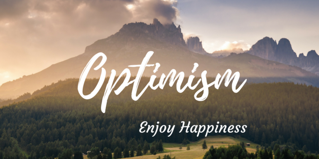 Optimisn Enjoy Happiness
