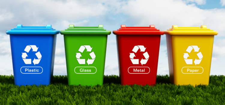 Recycling Bins Featured